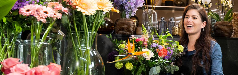 livraison de fleurs avec Téléfleurs