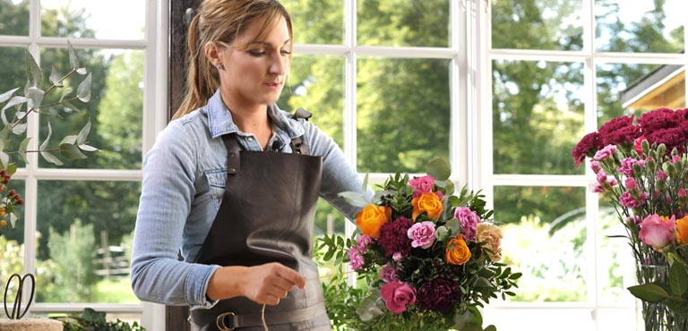 Floristen Fia - tips og ideer