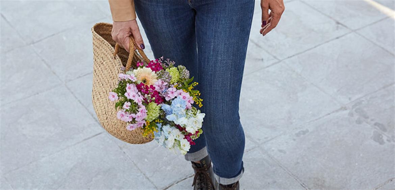 Nya buketter - skicka blommor