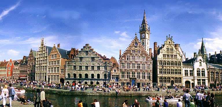 Send Flowers to Belgium