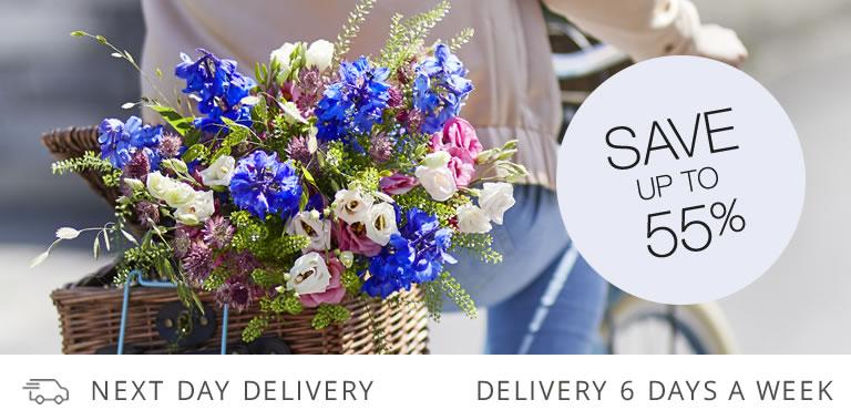 Save Money on Flowers